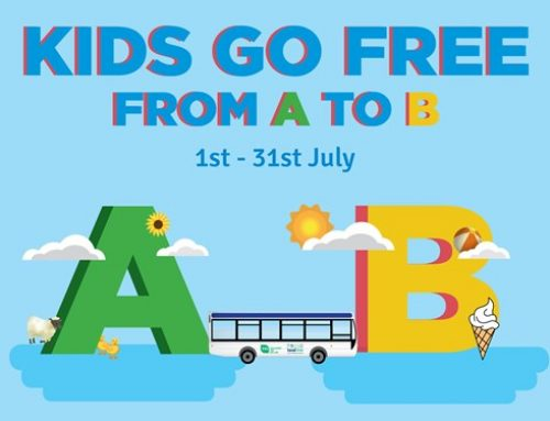 Kids Go Free this July!